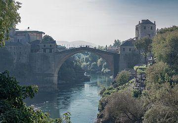 Dromen over Mostar van Nina Rotim