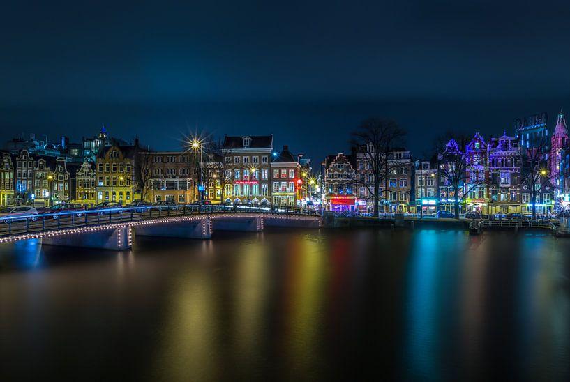 Kloveniersburgwal Amsterdam van Gerrit de Groot
