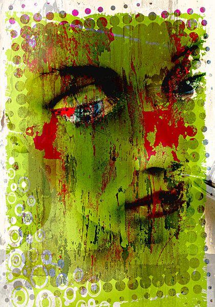 Green lady von PictureWork - Digital artist
