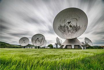 Radioteleskop von Roland Hoffmann