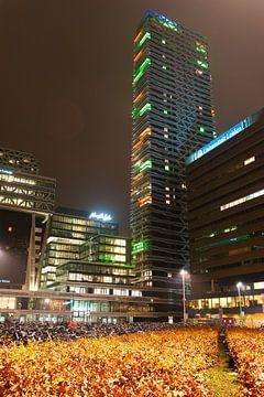 Nachtelijk Den Haag - 5 von Damien Franscoise