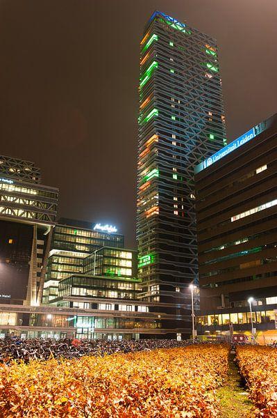Nachtelijk Den Haag - 5 van Damien Franscoise