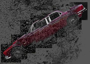 Jaguar XJ Series I diepe nieuwe ONE van aRi F. Huber