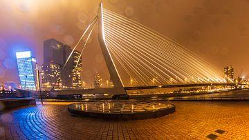 Erasmusbrug Rotterdam von Jan van Tol