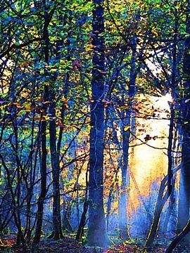 Der Wald ist erwacht von Dirk H. Wendt