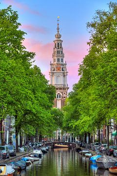 Zuiderkerk Amsterdam von Dennis van de Water