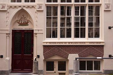 Amsterdam history van Brian Morgan