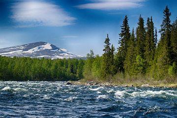 Der Fluss von Torfinn Johannessen