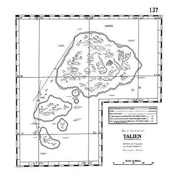 Talien Island van Zoë Hoetmer