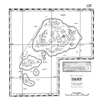 Insel Talien von Zoë Hoetmer
