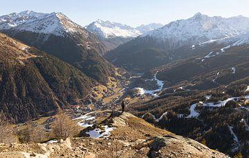 Blick über das Tal von Nathan Marcusse