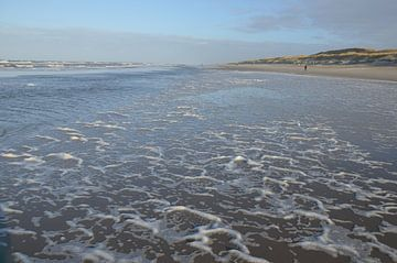Strandspaziergang von Corinna Vollertsen