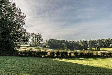 Landschaft in Hoeselt (B) von Martine Dignef
