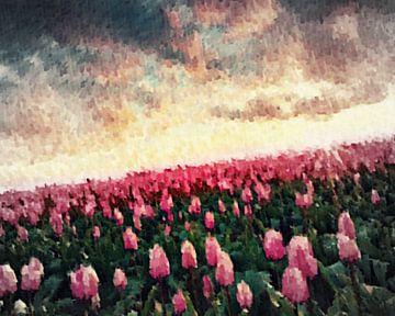 tulip van Angela J. Brna