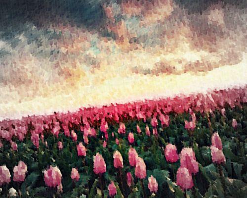 tulip von Angela J. Brna