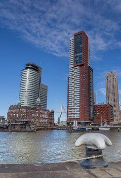 Kop van Zuid Rotterdam van René Brand
