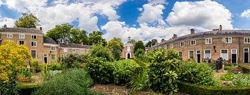 Panorama Begijnhof Breda van I Love Breda