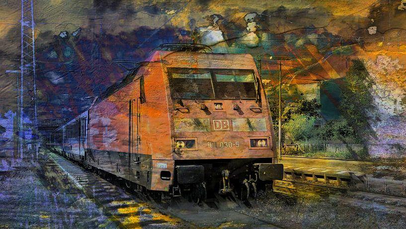 101 030-5 DB  van Burkhard Kohnert