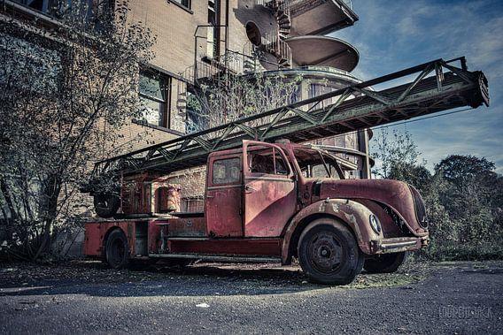 Truck von Laurent Jack