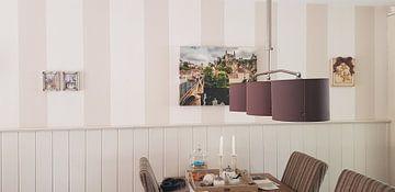 Kundenfoto: Ansicht von Angles-sur-l'Anglin, Frankreich von Art By Dominic