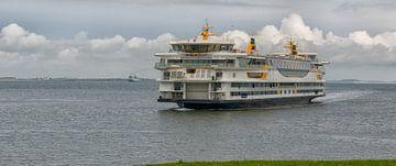 Fähren Texelstroom und Doktor Wagemaker von Roel Ovinge