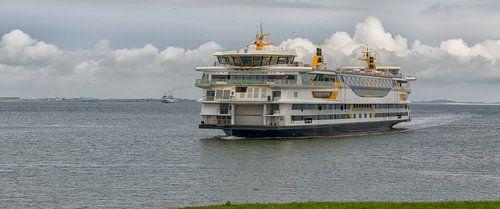 Texel ferries Texelstroom en Dokter Wagemaker sur