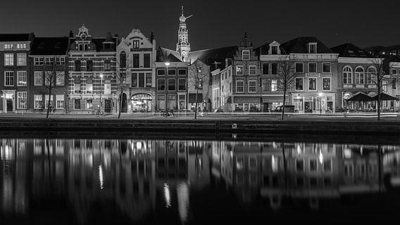 Haarlem skyline van Scott McQuaide
