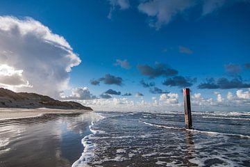 Strand  von Albert Wester Terschelling Photography