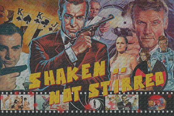 Shaken, not stirred! van  Stef Van Campen
