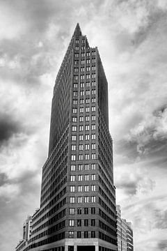 Berlin Kollhoff Tower Potsdamer Platz 1 Wolkenkratzer Stadtbild Klassiker von Andreea Eva Herczegh