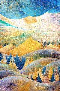 Beauty of Nature - Illustration III von