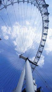 London Eye 7 van