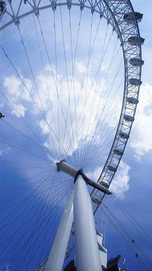 London Eye 7 van Angelique van 't Riet