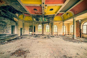 """Ballsaal """"Lego"""" von Michael Schwan"""