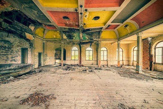 """Ballroom """"Lego"""" van Michael Schwan"""