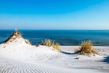 Einsamer Strand an der Ostsee von Sascha Kilmer
