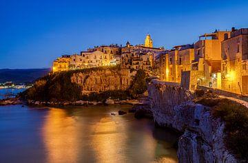 Vieste, Italië van Adelheid Smitt