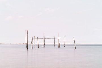 Filets de pêche  sur Miranda van Hulst