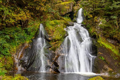 Triberger Wasserfälle (4) von