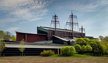 Wasa Museum, Stockholm van Adelheid Smitt