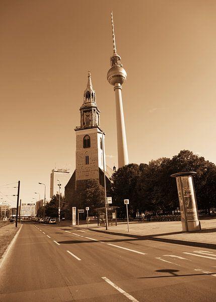 Berlijn straten
