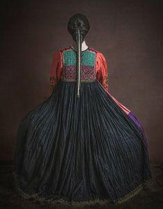 The Afghan Dress van Anja van Ast