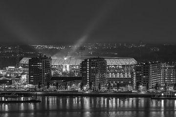 """Feyenoord Stadion """"De Kuip"""" in Rotterdam tijdens de concertreeks van Marco Borsato"""