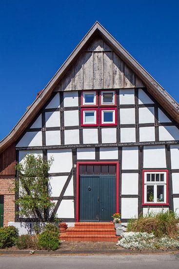 Fachwerkhaus, Stemwede-Levern