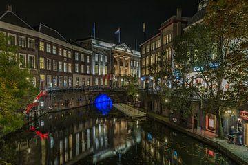 nightphotography in Utrecht sur
