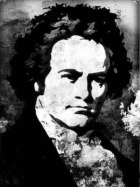 Ludwig van Beethoven von Maarten Knops