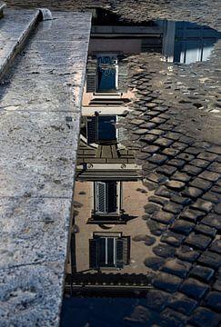 De stad Rome sur