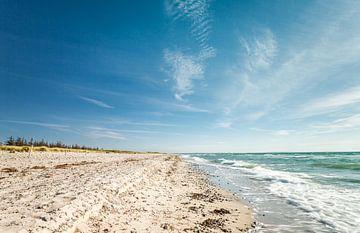 Insel Strand von Ursula Reins