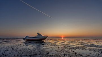 Texel aan het wad - Njord van Texel360Fotografie Richard Heerschap