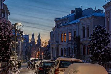 Fedelhören im Winter, Bremen